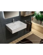 Washbasin with support